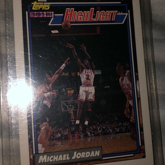 NBA ChicagoBulls Michael Jordan 1992 Allstategame!